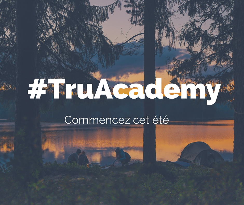 #TruAcademy la formation sourcing et recrutement
