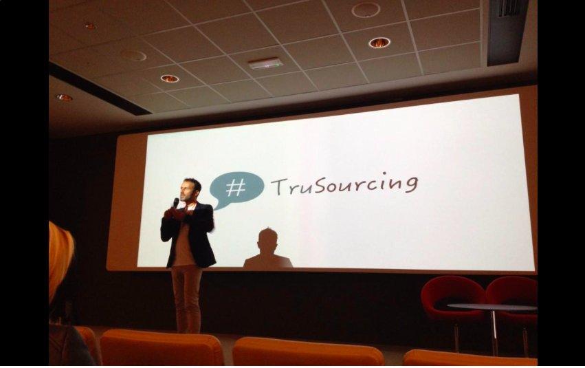 #TruSourcing en France l'évènement sourcing et recrutement