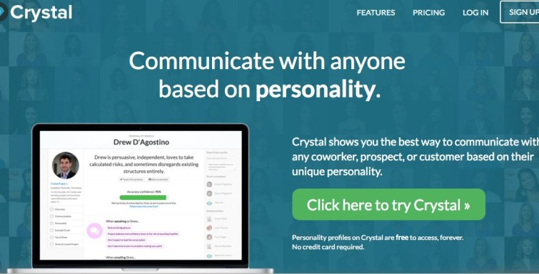 Approcher vos candidats avec Crystal qui personnalise vos messages !!
