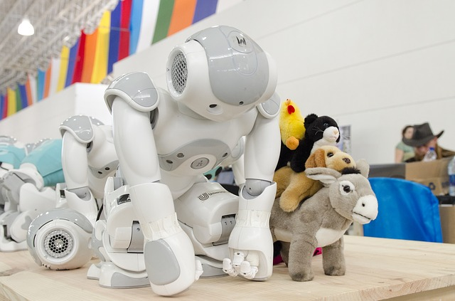 Robot-entretien-recrutement