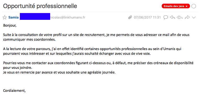 comment diff u00e9rencier le recrutement du harc u00e8lement