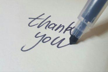 On peut dire 1 000 fois merci à 1 personne …