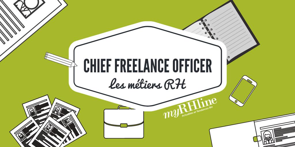 chief freelance officer tendance recrutement