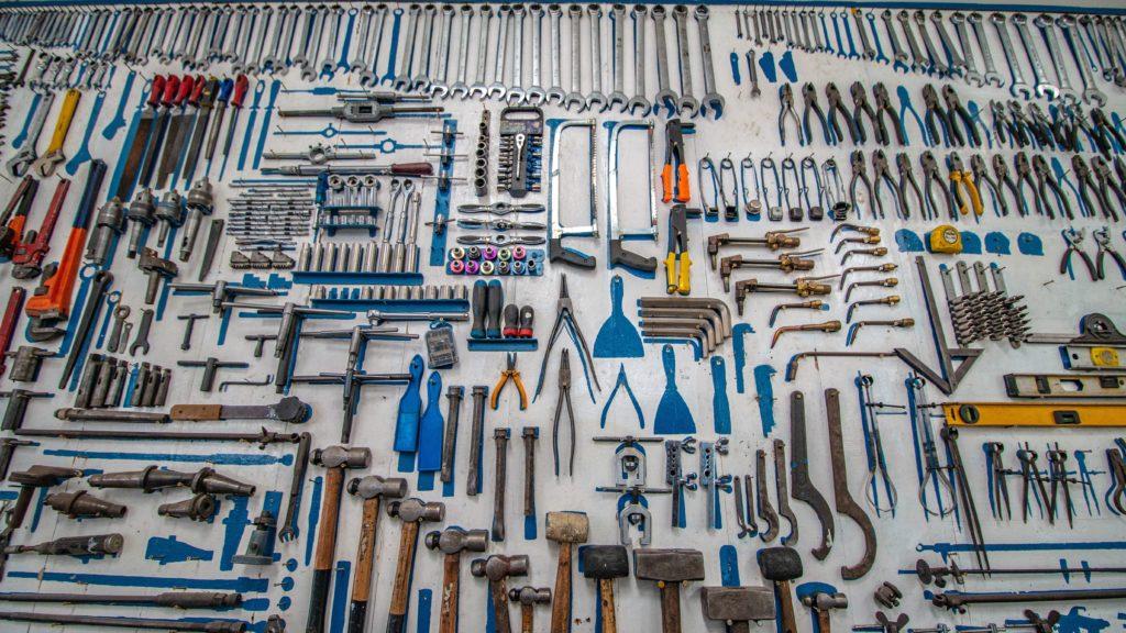 le bon outil - Les outils du recrutement