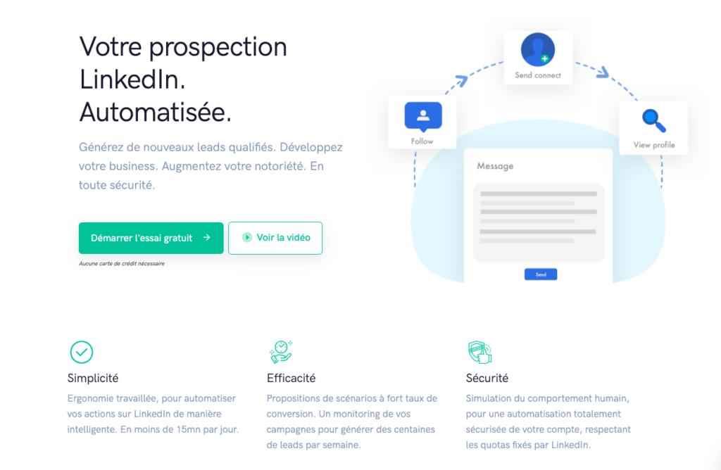 outils de productivite prospectin