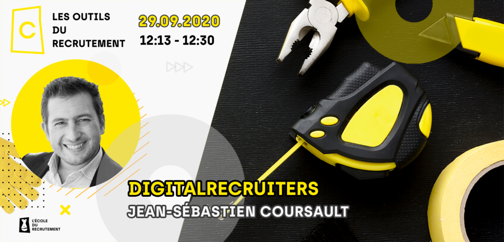 Jean-Sébastien Coursault - DigitalRecruiters